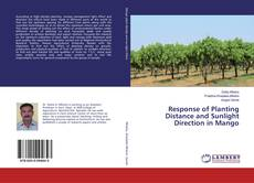Copertina di Response of Planting Distance and Sunlight Direction in Mango
