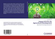 Buchcover von Impact Of ICTs On Agricultural Development
