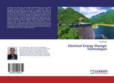 Borítókép a  Electrical Energy Storage: Technologies - hoz