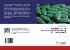 Borítókép a  Biochemical and Pharmacological Screening of Costus pictus - hoz