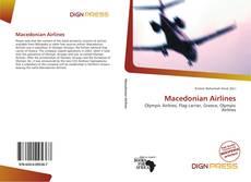 Обложка Macedonian Airlines