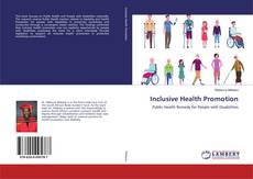 Bookcover of Inclusive Health Promotion