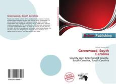 Bookcover of Greenwood, South Carolina
