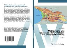 Borítókép a  Methodische und konzeptionelle Grundlagen der Energieentwicklung - hoz