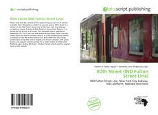 Capa do livro de 80th Street (IND Fulton Street Line)