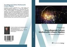 Portada del libro de Grundlegende höhere Mathematik Lineare Algebra