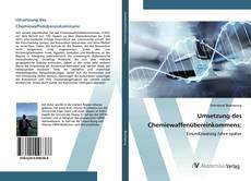 Buchcover von Umsetzung des Chemiewaffenübereinkommens: