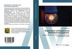 Buchcover von Praktischer Leitfaden zum Betriebsmanagement