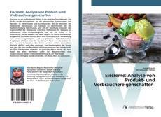 Buchcover von Eiscreme: Analyse von Produkt- und Verbrauchereigenschaften