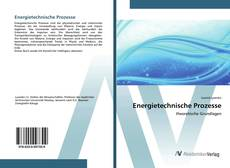 Buchcover von Energietechnische Prozesse