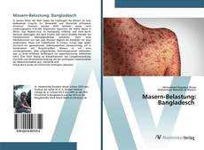 Capa do livro de Masern-Belastung: Bangladesch