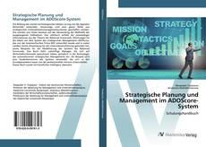 Portada del libro de Strategische Planung und Management im ADOScore-System