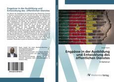 Bookcover of Engpässe in der Ausbildung und Entwicklung des öffentlichen Dienstes