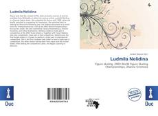 Ludmila Nelidina kitap kapağı