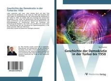 Geschichte der Demokratie in der Türkei bis 1950 kitap kapağı