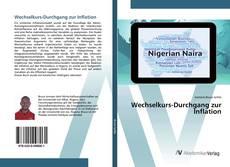 Buchcover von Wechselkurs-Durchgang zur Inflation