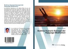 Brahma Kumaris Konzept der Rajayoga-Meditation kitap kapağı