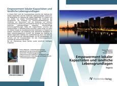 Обложка Empowerment lokaler Kapazitäten und ländliche Lebensgrundlagen
