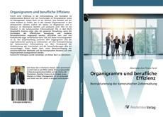Capa do livro de Organigramm und berufliche Effizienz
