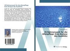 Обложка 3S Rahmenwerk für die Altenpflege: Eine Analyse des Ausblicks