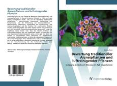 Bookcover of Bewertung traditioneller Arzneipflanzen und luftreinigender Pflanzen