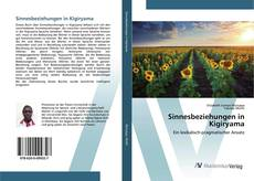 Bookcover of Sinnesbeziehungen in Kigiryama