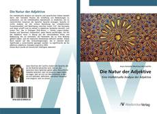 Обложка Die Natur der Adjektive