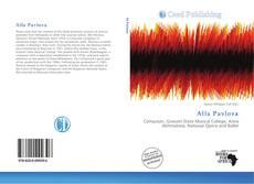 Buchcover von Alla Pavlova