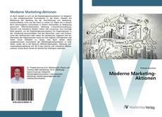 Moderne Marketing-Aktionen的封面