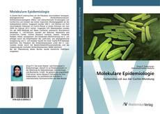 Portada del libro de Molekulare Epidemiologie