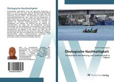 Bookcover of Ökologische Nachhaltigkeit