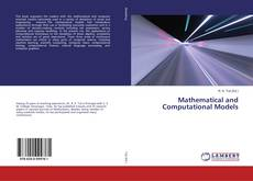 Mathematical and Computational Models kitap kapağı