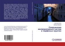 Bookcover of Сооружения мелиоративных систем в торфяных грунтах