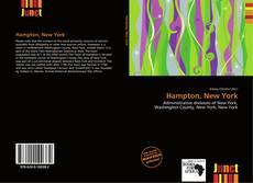 Hampton, New York kitap kapağı