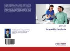 Removable Prosthesis kitap kapağı