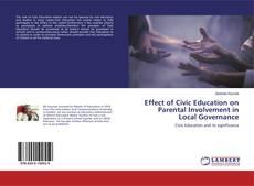 Borítókép a  Effect of Civic Education on Parental Involvement in Local Governance - hoz