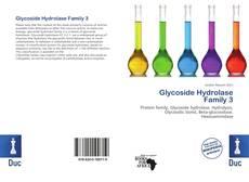Buchcover von Glycoside Hydrolase Family 3