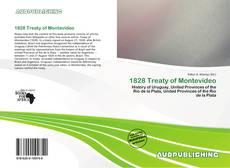Portada del libro de 1828 Treaty of Montevideo