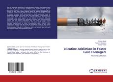 Bookcover of Nicotine Addiction in Foster Care Teenagers