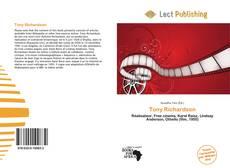 Tony Richardson kitap kapağı