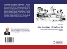 Bookcover of Abu Mandour Hill in Rosetta