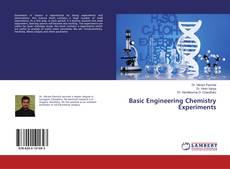 Couverture de Basic Engineering Chemistry Experiments