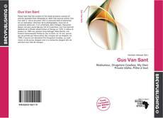 Bookcover of Gus Van Sant
