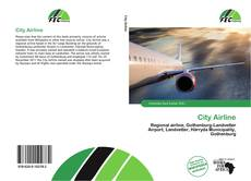 Bookcover of City Airline