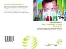 Обложка Glycoside Hydrolase Family 35