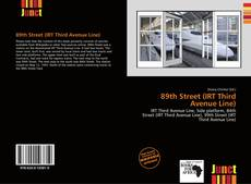 Bookcover of 89th Street (IRT Third Avenue Line)