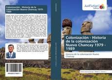 Buchcover von Colonización - Historia de la colonización Nuevo Chancay 1979 - 1989