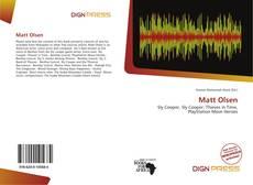 Bookcover of Matt Olsen