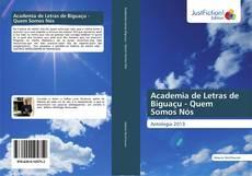 Couverture de Academia de Letras de Biguaçu - Quem Somos Nós