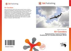 Bookcover of Air Caraïbes